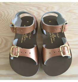 SALT-WATER SANDALS SALT-WATER SANDALS SURFER ROSE GOLD