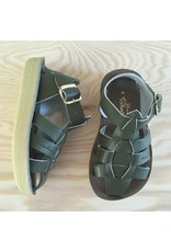 SALT-WATER SANDALS SHARK OLIVE