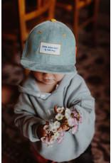 HELLO HOSSY HELLO HOSSY SWEET BABY BLUE/MOUTARDE