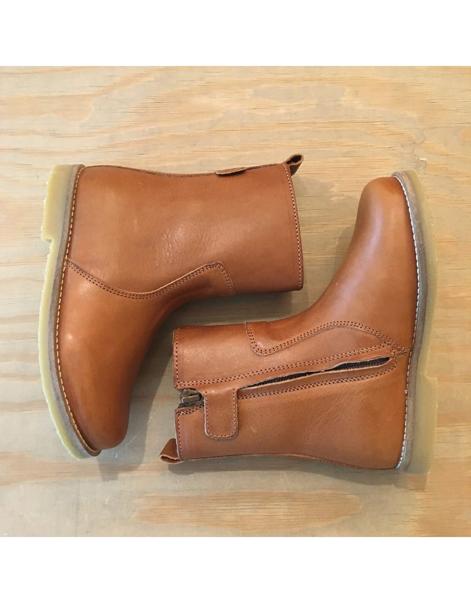 PETIT NORD PETIT NORD EVERY DAY WINTER BOOT COGNAC