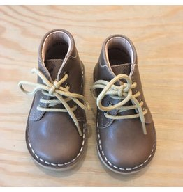 PETIT NORD PETIT NORD DESERT BOOT LACES TAUPE