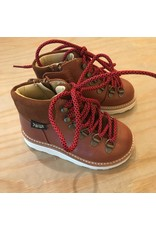 YOUNG SOLES YOUNG SOLES EDDIE HIKERBOOT CHESTNUT LEATHER