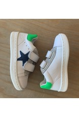 CLIC! CLIC! CL-20303 WHITE/GREEN/NAVY