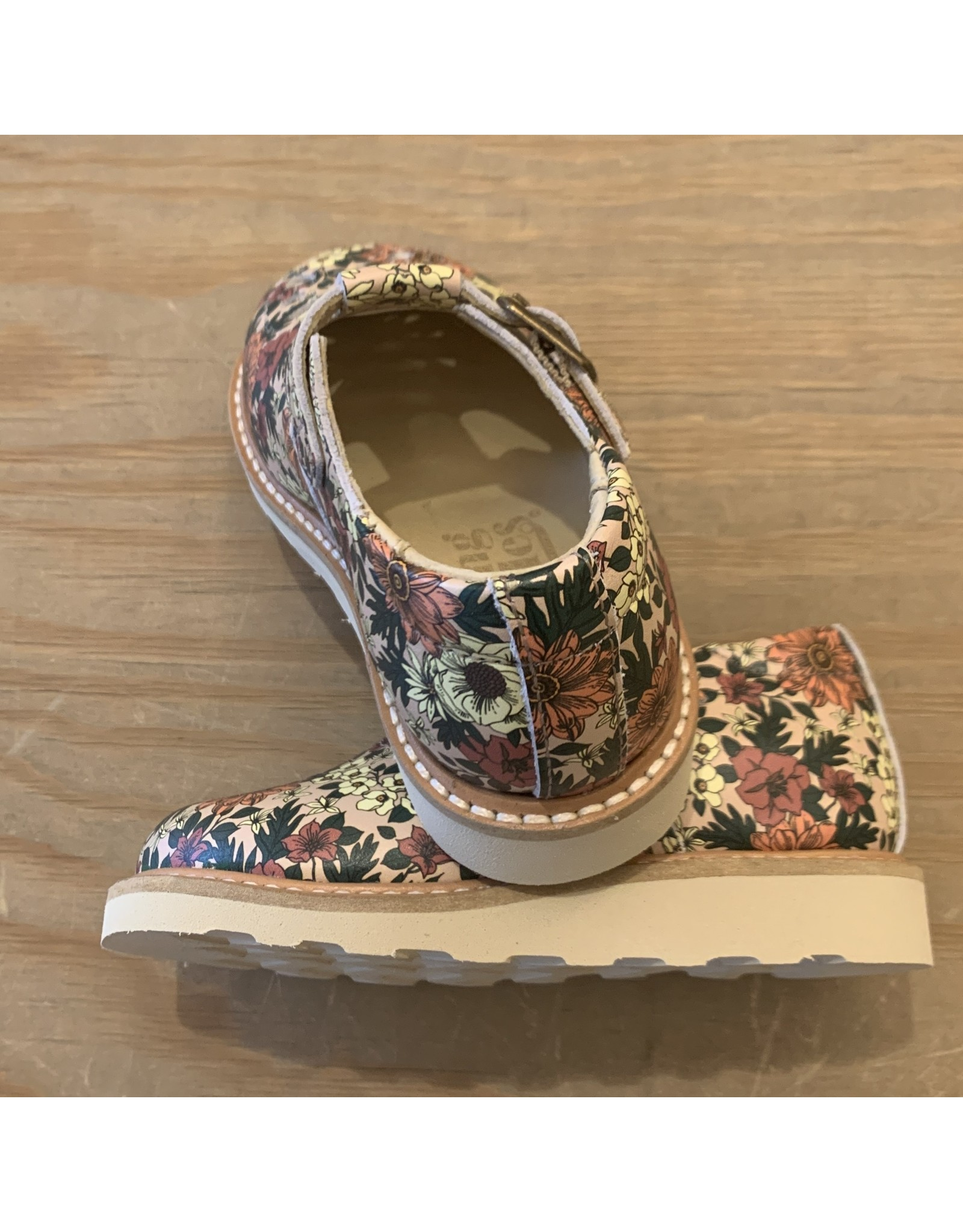 YOUNG SOLES YOUNG SOLES ROSIE FLORA PRINT PINK