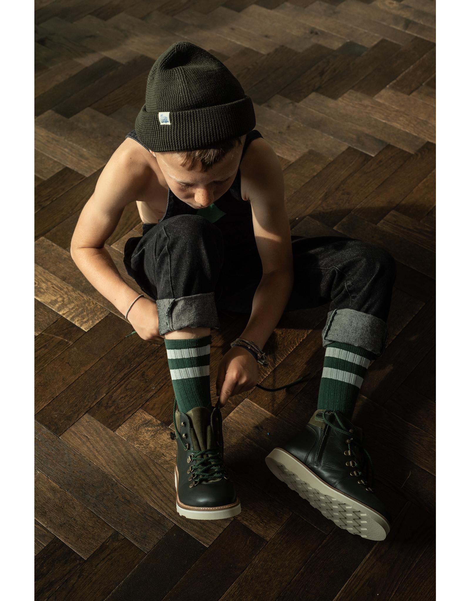 YOUNG SOLES YOUNG SOLES EDDIE HIKERBOOT HUNTERGREEN