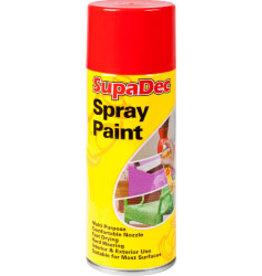 SupaDec SupaDec Spray Paint 400ml Orange
