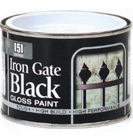 151 Coatings 151 Iron gate gloss black 180ml