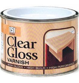 151 Coatings Varnish 180ml Clear Gloss