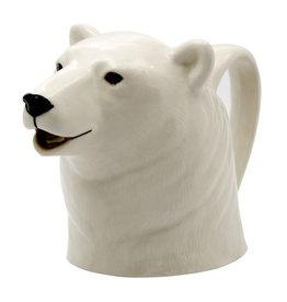 Quail Polar Bear Jug Small