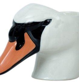 Quail Swan Egg Cup