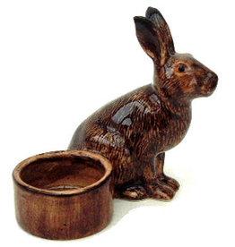 Quail Hare Tealight Holder