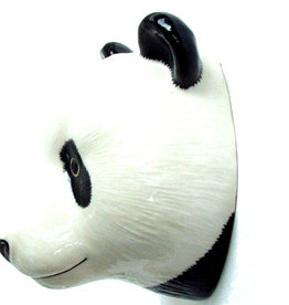 Quail Panda Wall Vase Mini