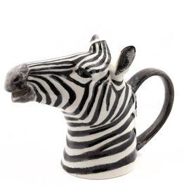 Quail Zebra Jug