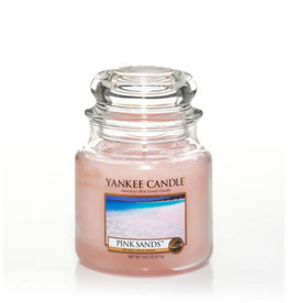Yankee Yankee Jar Candle - Medium Pink Sands