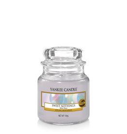 Yankee Yankee Jar Candle - Small Sweet Nothings