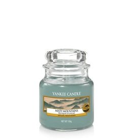 Yankee Yankee Jar Candle - Small Misty Mountains