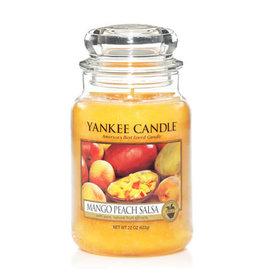 Yankee Yankee Jar Candle - Large Mango Peach Salsa