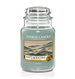Yankee Yankee Candle - Misty Mountains