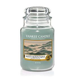 Yankee Yankee Large Jar Candle - Misty Mountains