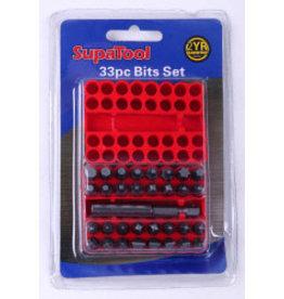 SupaTool Drill/driver Bits 33pc sd43