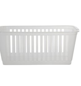 Handy Basket 25cm Clear