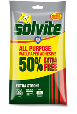 HENKEL Wallpaper Adhesive10 Roll Plus 50%