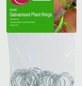 SupaGarden Galv. plant rings