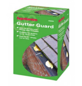 SupaGarden Gutter Guard 6m x 16cm