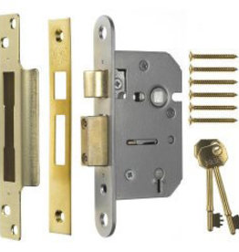 Era 5 lever sash lock 63mm Era