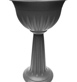 Sovereign Grande Planter Black urn