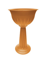 Sovereign Grande Planter terracotta