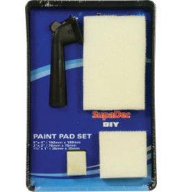 Supadec Diy Paint Pad Set