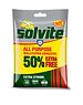 Solvite (henkel) Wallpaper Adhesive 5 Roll + 50% Extra Free
