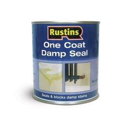 Rustins 1Coat Damp seal 250ml