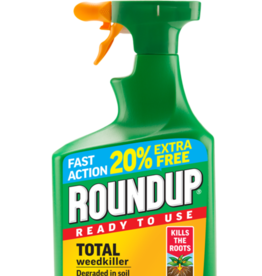 Roundup Roundup Total weedkiller 1l spray RTU