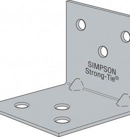 Simpson Strong Tie Light Angle Bracket 40x40x40