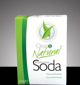 Clean & Natural Bicarbonate Soda 500g