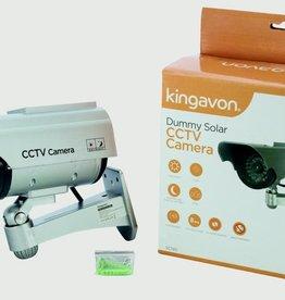 Dummy CCTV Camera Solar