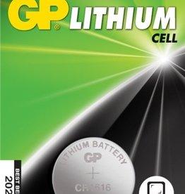 GP CR1616 Coin CellLithium