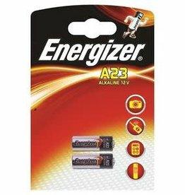 Energizer A23 E23A Alkaline Battery 2pk