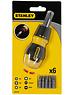 Stanley Stanley Ratchet Screwdriver x6
