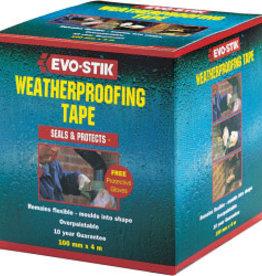 Evo-Stik Weatherproofing Tape 50mm x 4m