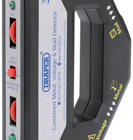 Draper Combined Metal, Voltage And Stud Detector