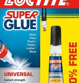 Loctite Loctite universal Superglue 3g