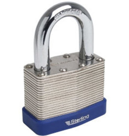 Sterling Mid Security Laminated Padlock 50mm