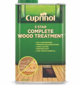Cuprinol 5 Star Complete 1L - Wood Treatment