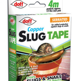 Doff Portland LTD. Slug Copper Tape