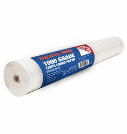 SupaDec 1000 Grade Lining paper