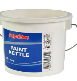 SupaDec 2.5Ltr Paint Kettle