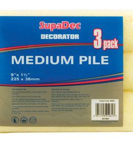 SupaDec Roller Refills 3pk
